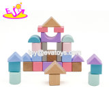 2019 Top Sale 28 Pieces Children Educational Wooden Building Toys for Wholesale W13A171
