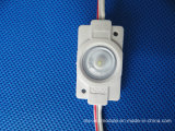 1.5W Waterproof Injection LED Module with Optical Len