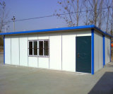 Good Design Economic Prefabricated House with Simple Decoration