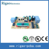Printed Circuit Board Fabrication and Assembly with DIP Components