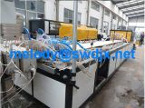 The Plastic PVC Foaming Profile Line