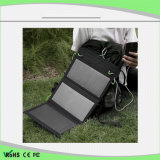 18W 2 Port USB Solar Charger for Smart Phones Tablet