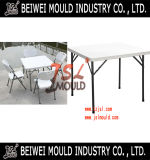 Plastic Square Dinner Table Injection Mould