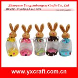 Easter Decoration (ZY16Y768-1-2-3-4-5) Easter Rabbit Pouch Bag Gift Bag Item Design