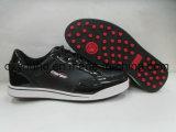 Wholesale Japan Flexible Comfort Rubber Sole Men's Spikeless Golf Shoes