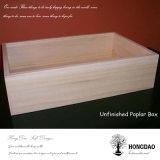 Hongdao Elegant Wood Case for Cuff Links_F