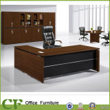 Classic Style Commercial Use Furniture Wooden Office Desk for CEO