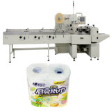 2rolls Kitchen Towel Wrapping Packing Machine