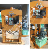 Electric Hydraulic Oil Press, Cylinder Moveable