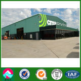 Fast Installation Sandwich Panel Portable Commerical Building