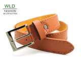 Classic and Basic Man Belt with Split Leather Linning M530