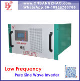 96VDC to 240VAC Single Phase Converter- Rack Type Inverter with Low Frequency Transformer