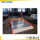 Electraical Two Post Tilting Car Parking Jack