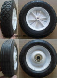 Rubber Solid Wheel, Caster Wheel