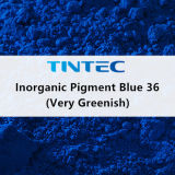 Inorganic Blue Pigment 36 for Plastic (Cobalt Blue)