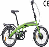 2017 Ce Approved Electric Bicycle, Folding Electric Bike for Outdoor Travel
