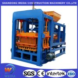 Factory Supply Cheap High Quality Small Full Automatic Hydraulic Sand Stone Fly Ash Hollow Paving Solid Curstone AAC Cement Concrete Brick Block Making Machine