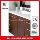 Hotel Project Engineered Wood Veneer Cabinet Door for Bathroom