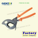 Ratchet Crimping Pliers for Insulated and Non-Insulated Ferrules