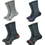 High Quality Wholesale Full Terry Cushion Wool Outdoor Hiking Socks