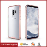 Crystal Clear Acrylic Plastic Phone Case for Samsung S9 S9 Plus