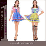 Halloween Adult Sexy Beer Maid Fancy Bavarian Party Costumes (8926)