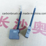 Supplying B87 Metal Carbon Brush for Motor Spare Parts