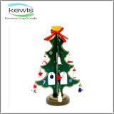 Wooden Material Foldable Christmas Decoration Tree