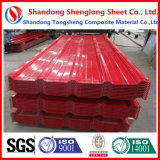 Pre Painted Galvanized Corrugated Steel Sheet for Building Material