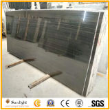 Chinese Hot Sale Imperial Black Wooden Stone Marble Slabs for Flooring, Tiles