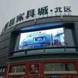 Outdoor Wall Amounted Type High Resolution P6 LED Module Screen