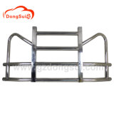 304 Stainless Steel Rear Bumper Deer Guard for Big Truck