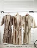 Wholesale Cheap Hotel 100 Cotton SPA Kimono Robe