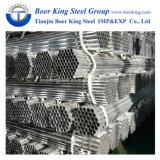 Chinese Manufacturers Price Schedule 20 40 HS Code 50mm 300mm Diameter Pre Hot DIP Pre Galvanized Steel Pipe