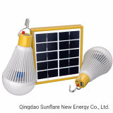 Solar LED Bulbs with Mobile Phone Charger SL-02