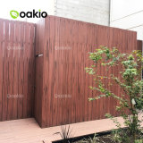 Panel out The Insect Wood Aluminum WPC Plastic Composite Garden Fence