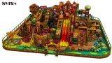 2019 Newest Commercial Children Amusement Park Valcano Theme Indoor Playground for Sale
