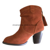 New Lady Winter Ankle Work Boots Army Boots