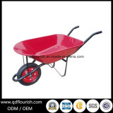 South Africa Wheelbarrow Folding Wagon Rubber Wheel Barrow Wb7200