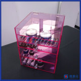 Yageli Factory Featured Products Pink Acrylic Beauty Cube
