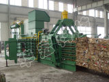 Hydraulic Horizontal Full Automatic Waste Paper Cardboard Plastic Baler Machine for Recycling