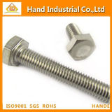 China Stainless Steel Hex Head Hex Head Full Thread Bolt