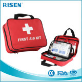 100 Pieces First Aid Medical Kit for Car Hiking Household