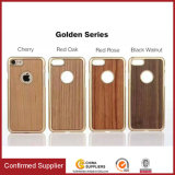 Unique Handmade Real Wooden Finish Overlay Hard Protective Phone Cover