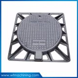 OEM Composite Sand Manhole Covers/Watertight Manhole Covers for Garden Drainage