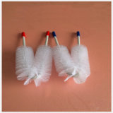 Nylon Bristles Tube Brush for Special Parts Polishing Tube Cleaning and Superficial Finishing