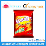 Custom Design Printing Chips Packaging Bag/ Snack Food Aluminum Foil Bag/ Potato Chips Packaging Material