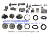 Nozzle Ring for Gas Turbine 14.50sq Investment Casting Superalloy Engine Ulas