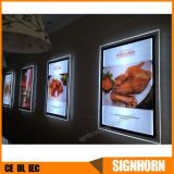 Direct Manufacturer LED Lighting Acrylic Wall Poster
