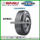 Wholesale Semi Radial Truck Tire (11r22.5 11r24.5 12r22.5 295/75r22.5 315/80r22.5 385/65r22.5 STR03) Wanli Milever Sunny Paddy Tire with All Certificate